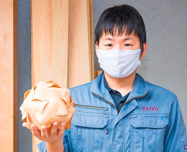 香川県産ヒノキを使った木の塀からコロナ対策商品まで。技術と企画力で新しい商流を生み出す。