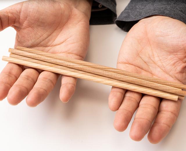 木のストローが、木材活用のきっかけや地域の活性化に貢献